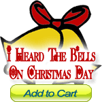 Add to Cart - I Heard The Bells On Christmas Day